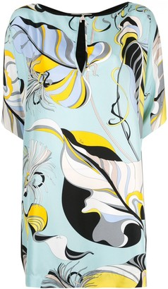 Emilio Pucci Frida print dress
