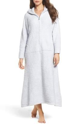 Barefoot Dreams R) CozyChic(R) Hooded Zip Robe