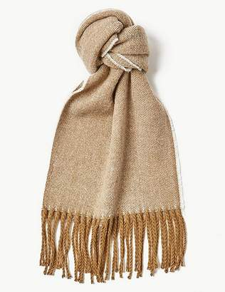 Marks and Spencer Textured Woven Scarf