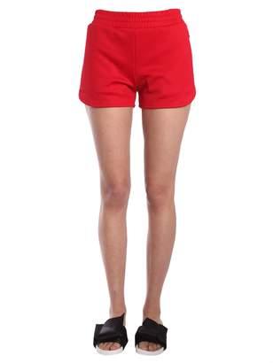MSGM Diadora Co-lab Shorts