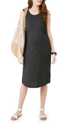 Swing Back Midi Dress