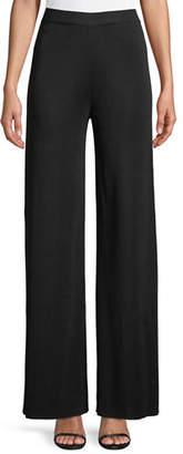 Misook Knit Palazzo Pants, Plus Size