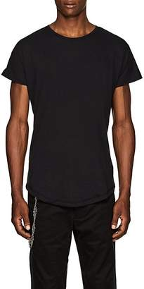 Chapter MEN'S SLUB COTTON-BLEND JERSEY T-SHIRT