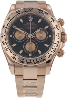 Pre-Owned Cosmograph Daytona Mens Watch 116505