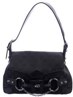 1e8b08d6fdd Gucci Small Horsebit Chain Shoulder Bag