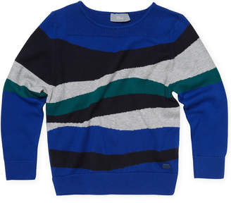 Christian Dior Striped Sweater