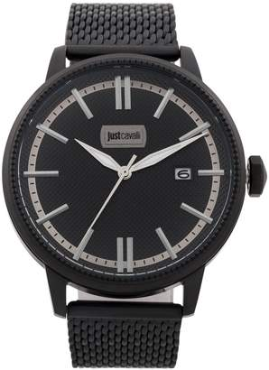 Just Cavalli RELAXED Patch Men's Watch