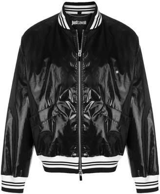 Just Cavalli lightweight bomber jacket