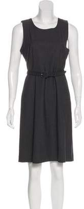 Theory Sleeveless Knee-Length Dress