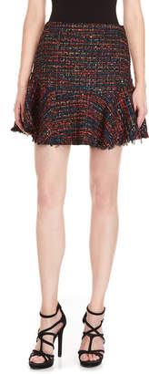 Endless Rose Tweed Mini Skirt