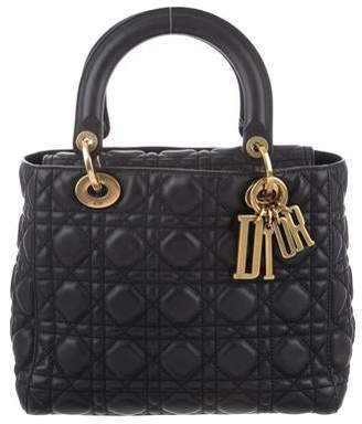 42f7dd0e6 Christian Dior Blue Handbags - ShopStyle