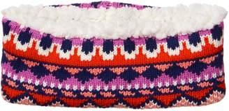 Crazy 8 Crazy8 Fair Isle Sherpa Headband