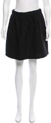 Steven Alan Tweed Mini Skirt
