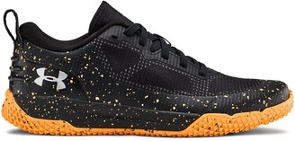 Under Armour Boys' Grade School UA X Level Mainshock Splatter