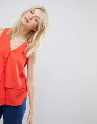 Vero Moda Layered Sleeveless Blouse