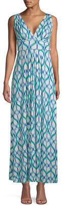 Tart Belfort Geometric-Print Dress