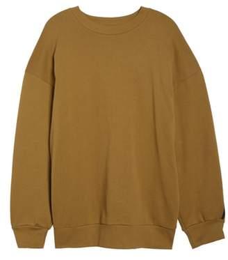 Ivy Park R) Flatknit Sweatshirt