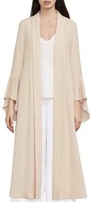 BCBGMAXAZRIA Dina Bell Sleeve Robe Jacket