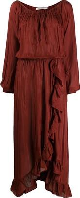 Mes Demoiselles Mercedes maxi dress