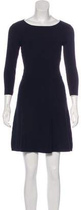 Reiss Knit Mini Dress