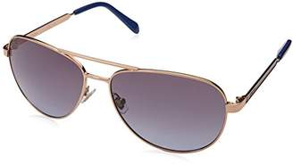 Fossil Women's Fos 3065/s Aviator Sunglasses