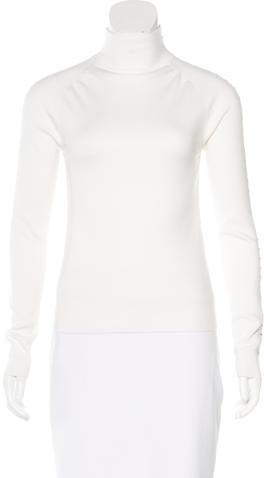 Balenciaga Balenciaga Fall 2015 Wool Top