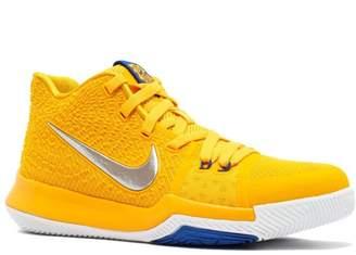 Nike Kyrie 3 GS, University Gold/Chrome/White/Game Royal (5.5 M US Big Kid)