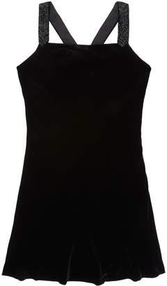 Ralph Lauren Velvet Sleeveless Dress