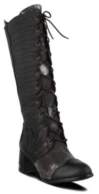 Spring Step Laceup Boot