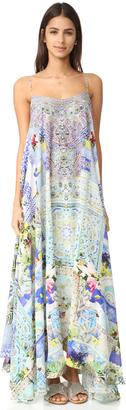 Camilla Full Hem Long Dress $750 thestylecure.com