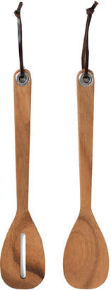 Sag Harbor Fox Run Ironwood Salad Paddles