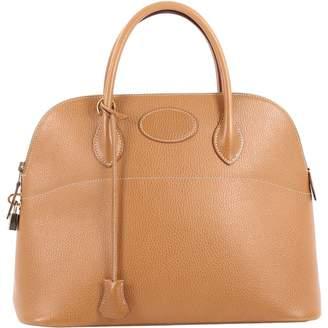 Hermes Evelyne leather handbag