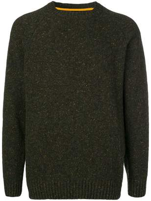 Barbour crew neck sweater