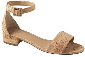 Banana Republic Low Heel Sandal