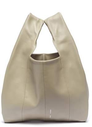 Kara Mini leather shopper bag