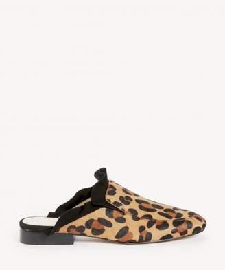 Sole Society Tawni Ruffle Slip-On Loafer