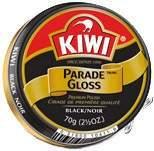 Kiwi Parade Gloss Shoe Polish - 2.5 oz. - Large
