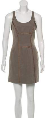 Rebecca Minkoff Sleeveless Cut-Out Mini Dress w/ Tags