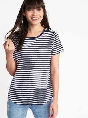 Old Navy EveryWear Linen-Blend Tee for Women