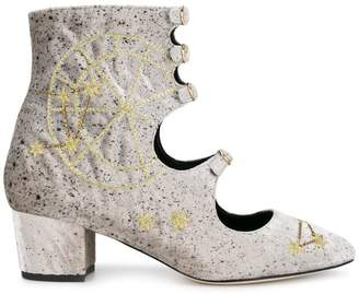 Nell Liudmila Little embroidered boots