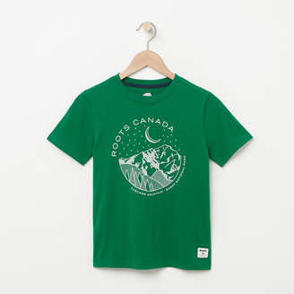 Roots Boys Glow In The Dark T-shirt