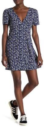 Cotton On Dotti V-Neck Floral Print Dress