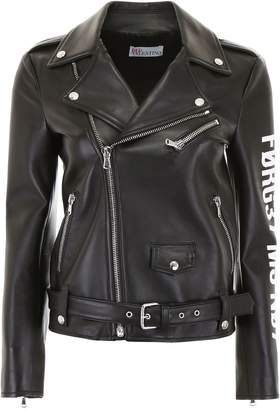 RED Valentino Forget Me Not Biker Jacket