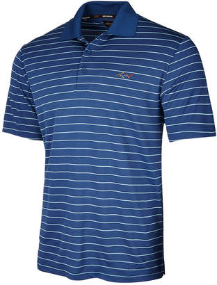 Greg Norman Attack Life by Men's 5 Iron Stripe Polo