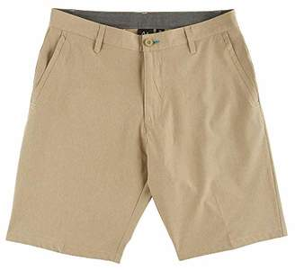 Burnside Men's World Core II Stretch Hybrid Quick Drying Modern Fit Short