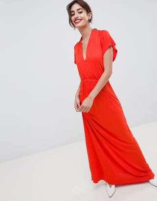 French Connection Falaise Fleur Maxi Dress