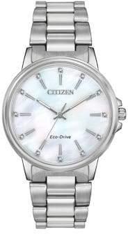 Citizen Womens Analog CHANDLER FE7030-57D Watch