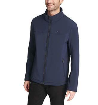 026aa54e Tommy Hilfiger Men's Big Classic Soft Shell Jacket (Regular & Big-Tall ...