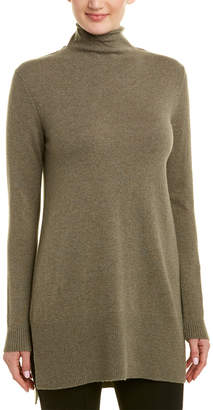 Lafayette 148 New York Rolled Cashmere Tunic