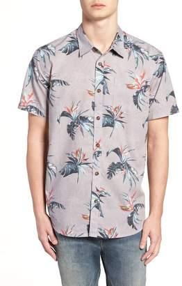 O'Neill Islander Short Sleeve Slim Fit Shirt